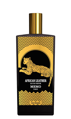 African Leather Memo Perfume