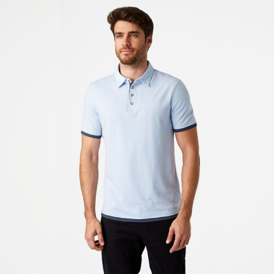 7Diamonds The Ultimate Polo - Powder Blue