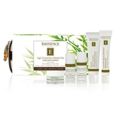 Eminence Organic Skin Care - Age Corrective Starter Set