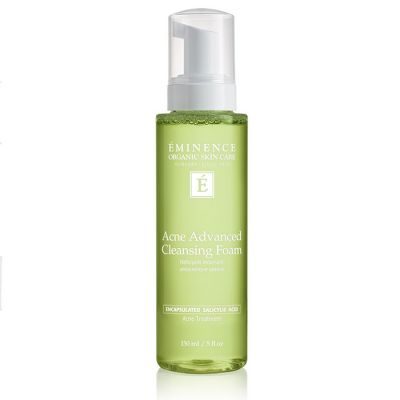 Eminence Acne Advanced Cleansing Foam (5oz)