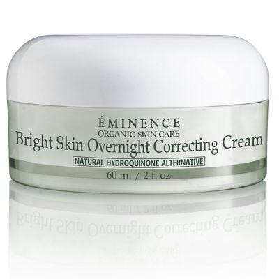 Eminence Bright Skin Overnight Correcting Cream (2oz)