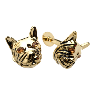 JCB Cufflinks - Frenchie