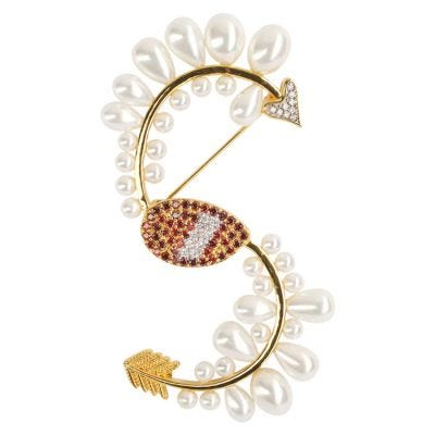JCB Jewelry Brooch - Le 69