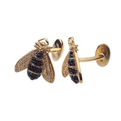 JCB Cufflinks - Napoleon Bee