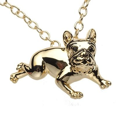 JCB Jewelry Necklace - Frenchie