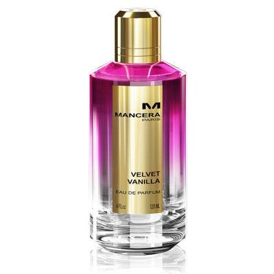 Mancera Paris Eau de Parfum - Velvet Vanilla