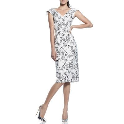 "Maticevski ""Mobility"" Embroidered Dress - Flora"
