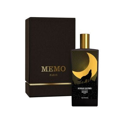 Memo Paris Eau de Perfum - Russian Leather