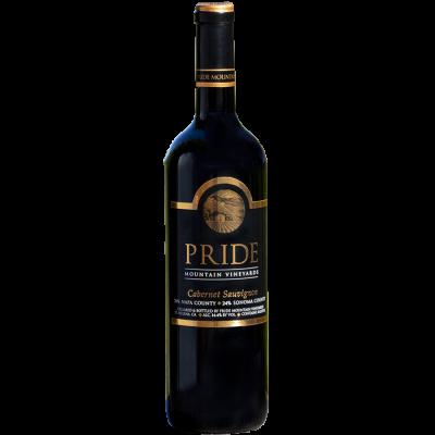 2018 Pride Mountain Vineyards Cabernet Sauvignon Napa-Sonoma Valley