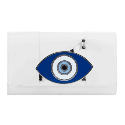 Perrin Peris Evil Eye Clutch