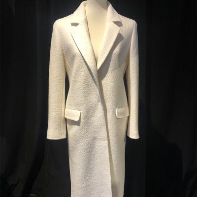Seven Lab Sequin Overcoat